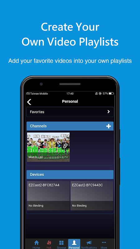 EZCast – Cast Media to TV 2.9.1.1234 Screen 2