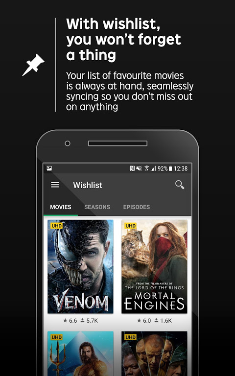 Rakuten TV - Movies & TV Series 3 5 8 APK Download by Wuaki tv