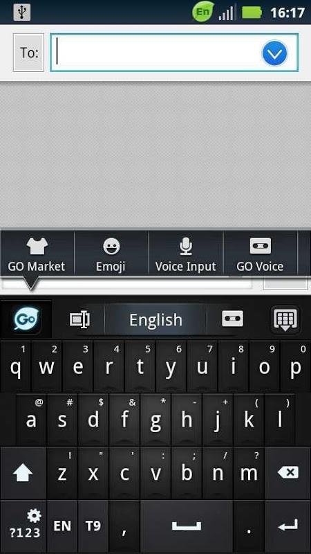 Go Keyboard T9
