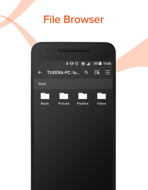 Android AllConnect - Play & Stream Screen 4