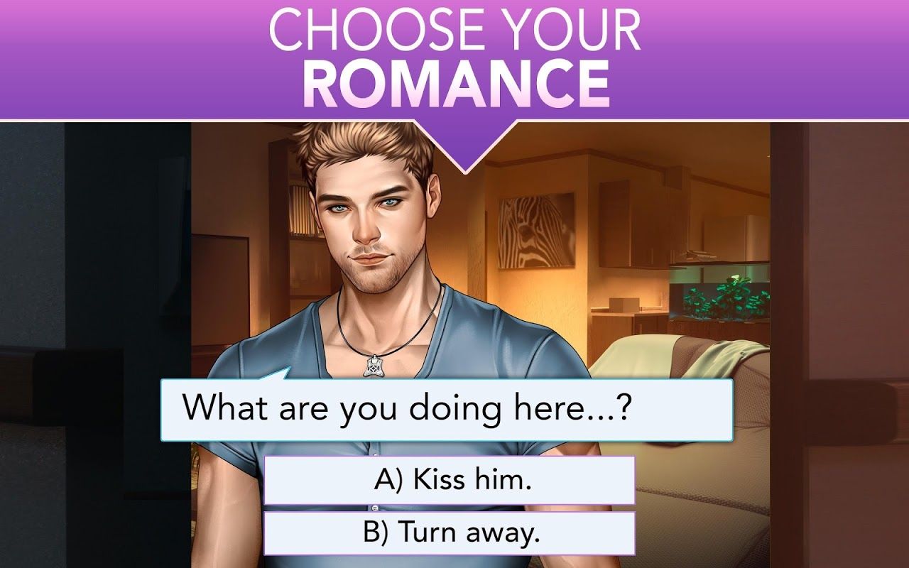 Android Is it Love? Blue Swan Hospital - Choose your story Screen 11