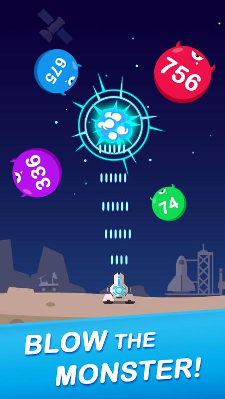 Android Jump Ball Blast Screen 1