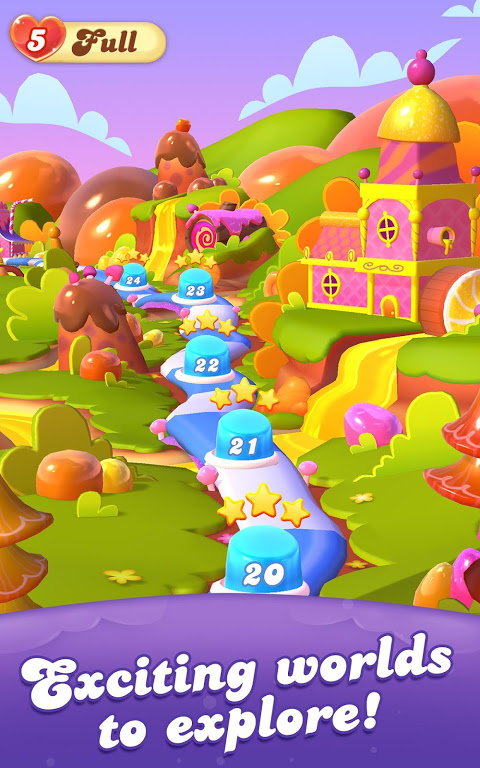 Candy Crush Friends Saga 1.23.4 Screen 7