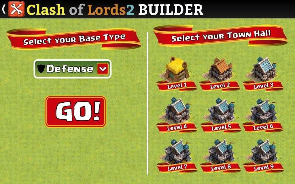 Android Clash of Lords 2 Builder Screen 11