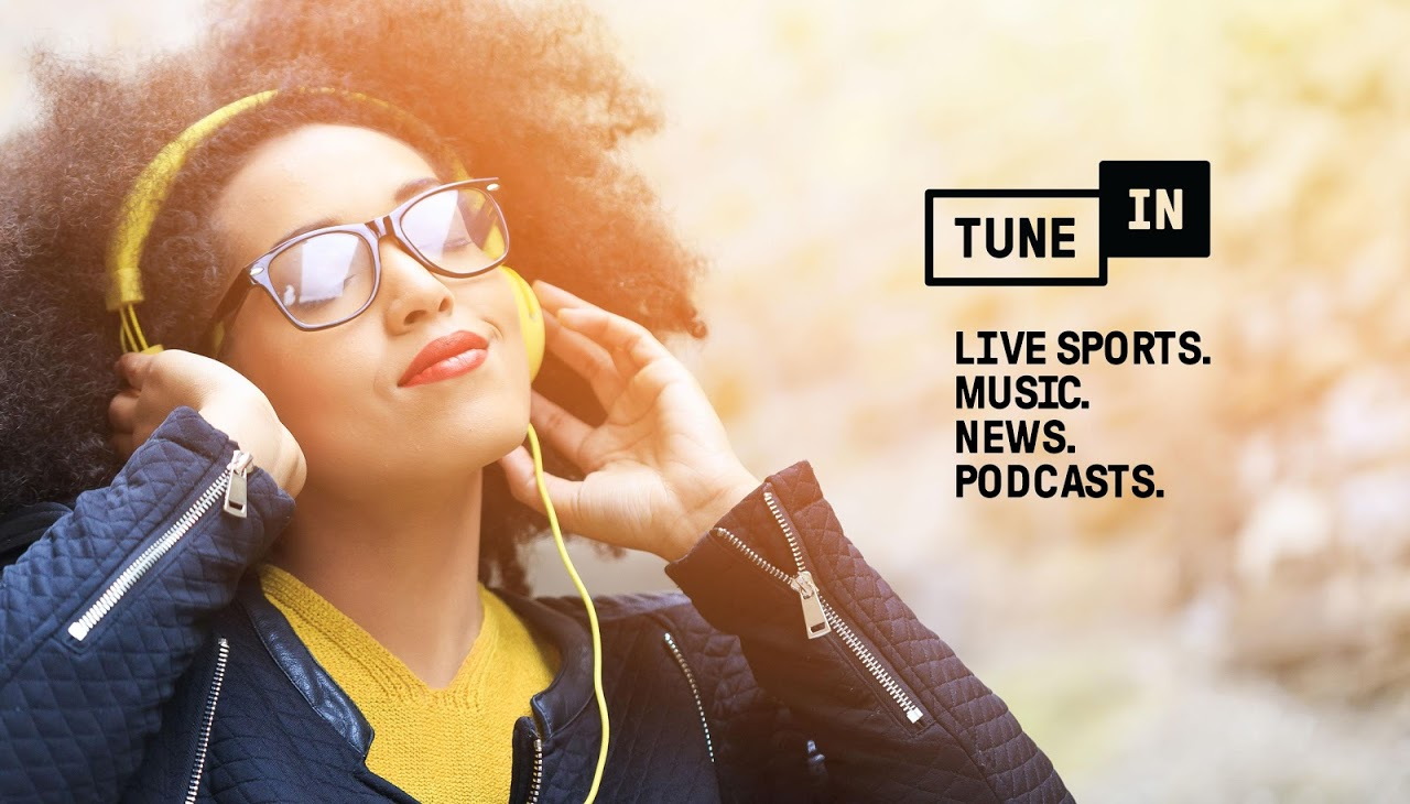 Android TuneIn Radio Screen 6