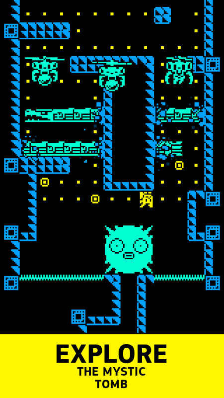 Tomb of the Mask 1.2.27 Screen 2