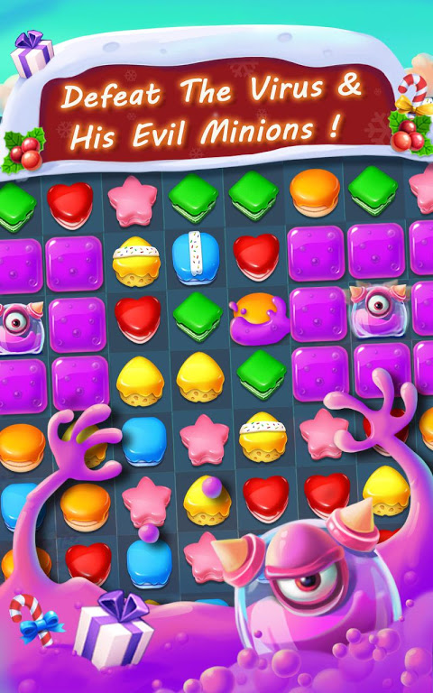 Android Cookie Blast Frenzy Screen 10