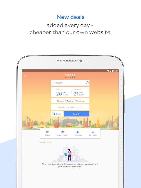 Agoda – Deals on Hotels & Homes 7.34.0 Screen 1
