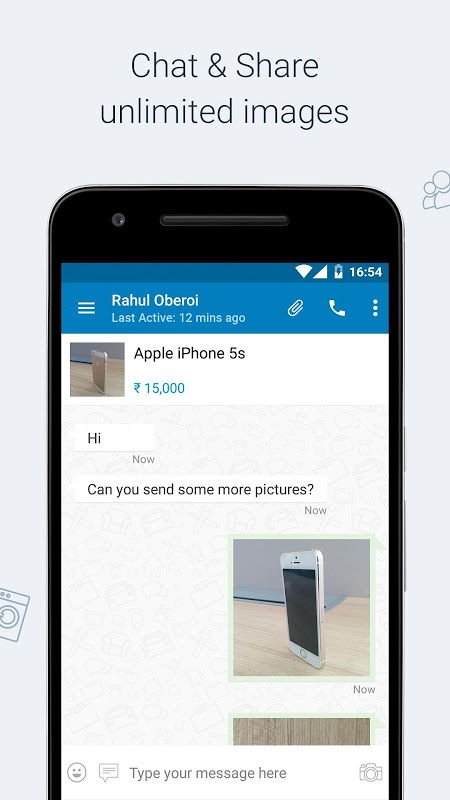 Quikr Free Local Classifieds 9.64 Screen 2
