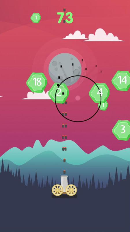 Android Ball Blast Legend Screen 3