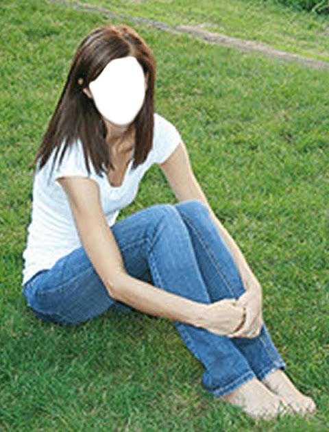 Girls Blue Jeans Selfie 1.5 Screen 4