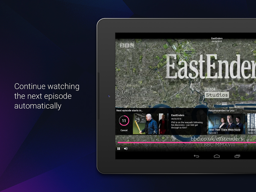Android BBC iPlayer Screen 16