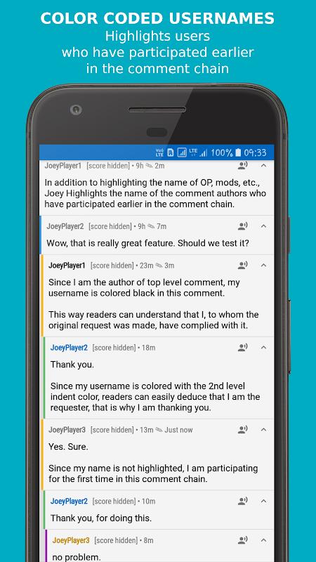 Joey for Reddit 1.6.3.6 Screen 7