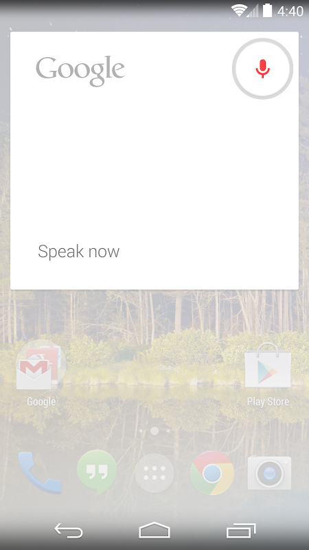 Google Now Launcher 1.4.large Screen 16