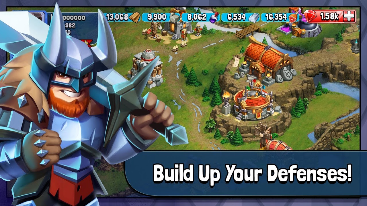 Android Dragonstone: Kingdoms Screen 3