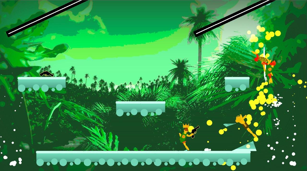 Stick Man Fight Game 2 Screen 4