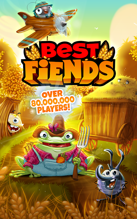 Android Best Fiends - Puzzle Adventure Screen 21