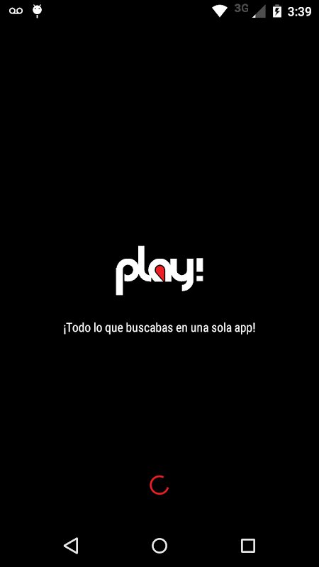 Play! 1.7.4 Screen 1