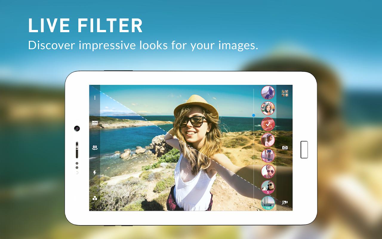 Camera MX - Photo, Video, GIF Camera & Editor 4.7.188 Screen 12