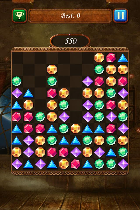 Android Magic Gems Screen 1
