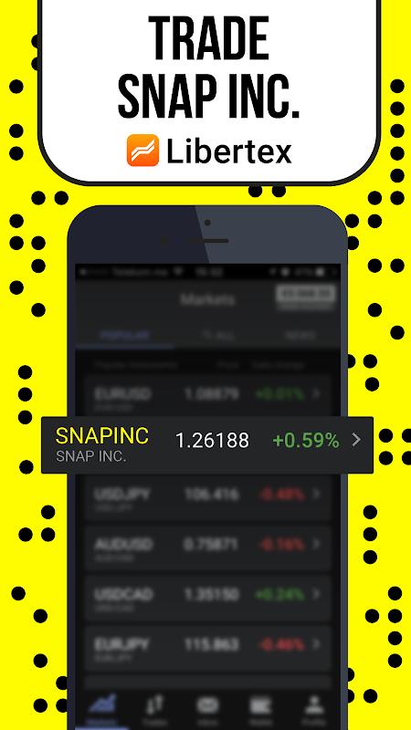Libertex Online Trading app 2.17.1 Screen 5