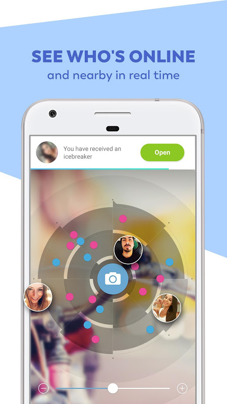 LOVOO - Chat and meet people 25.0 Screen 3