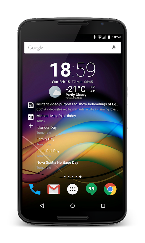 Chronus: Home & Lock Widgets 5.2 Screen 11