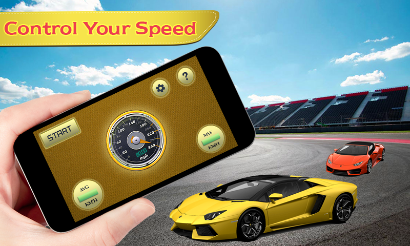 Gps Speedometer –  Accurate Digital Speed Meter 1.0 Screen 1