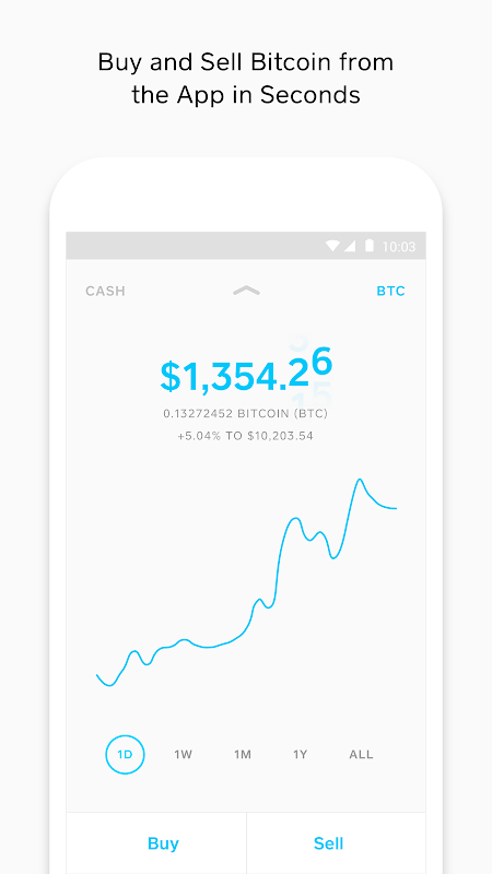 Cash App 2.42.1 Screen 2