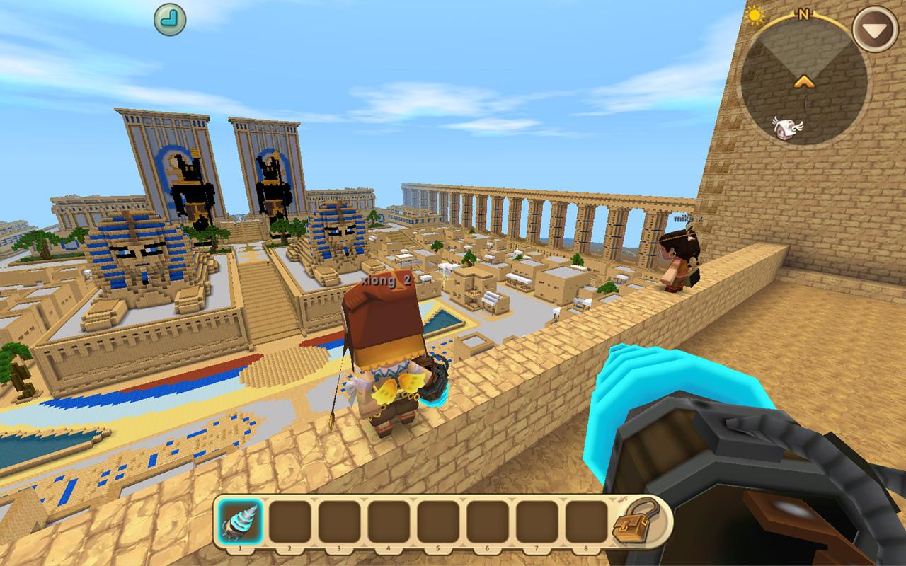 Mini World: Block Art 0.31.9 Screen 1