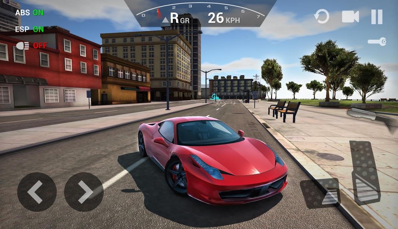 Ultimate Car Driving Simulator 2.1 Screen 4