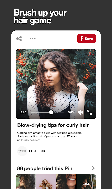 Pinterest 7.0.0 Screen 3