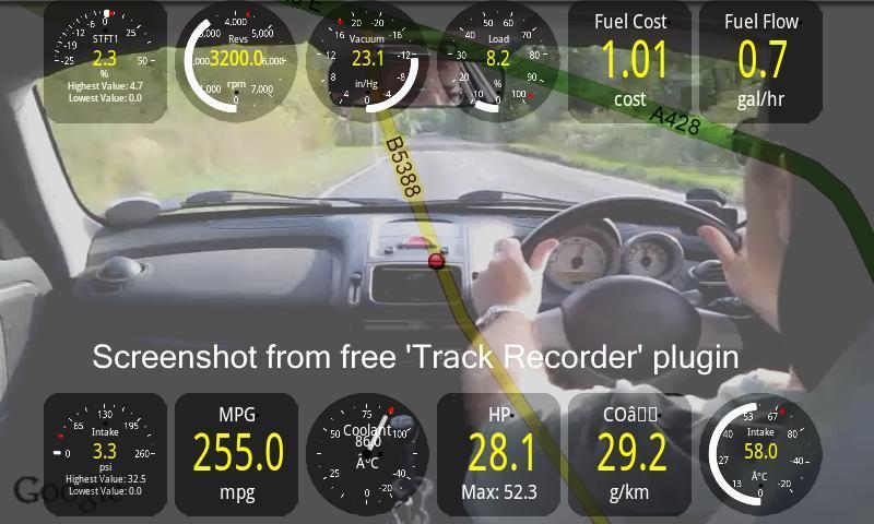 Android Torque Pro (OBD 2 & Car) Screen 6