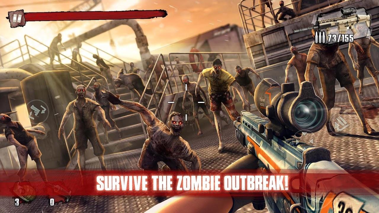 Zombie Frontier 3-Shoot Target 2.14 Screen 5