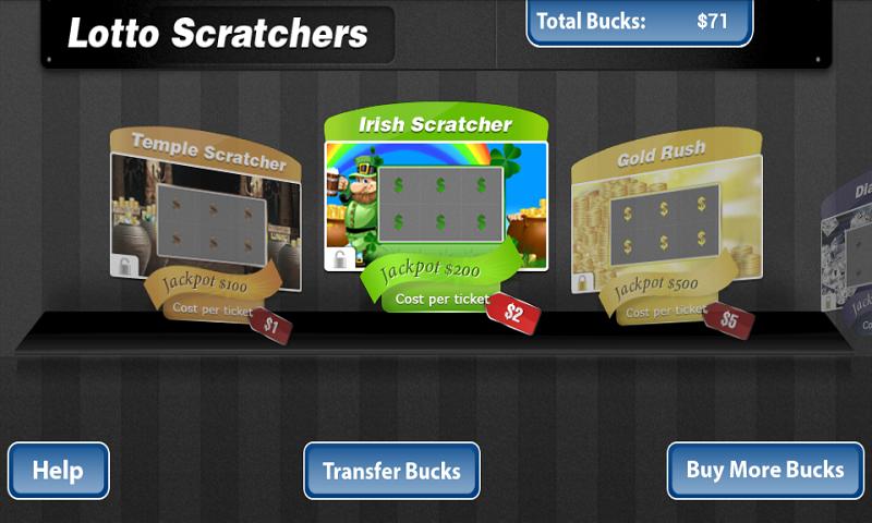 Scratch N Win 7.8c Screen 4