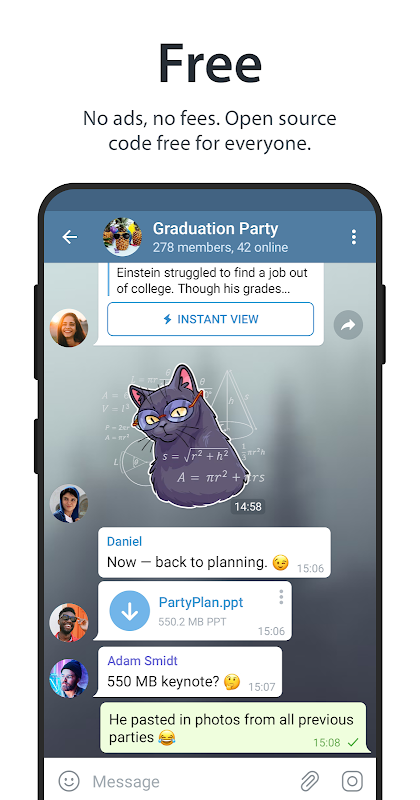 Telegram 5 10 0 APK Download by Telegram LLC | Android APK