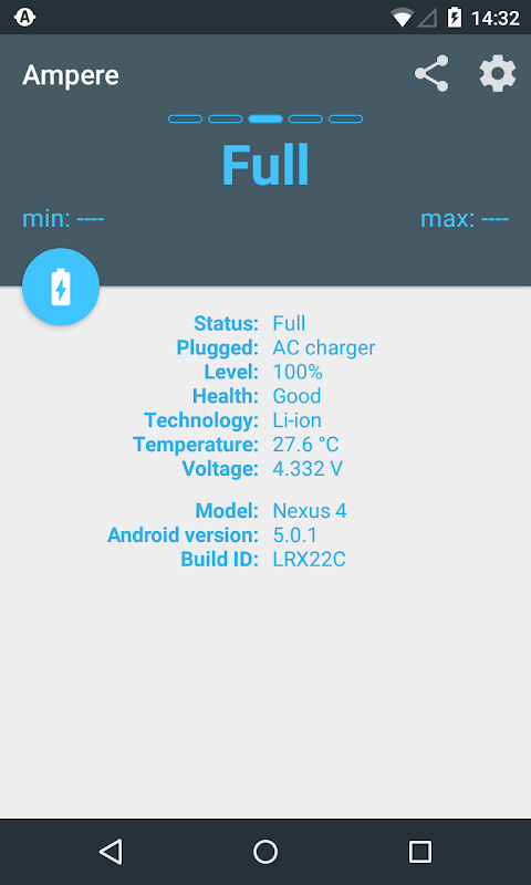 Ampere v3.20 Screen 7