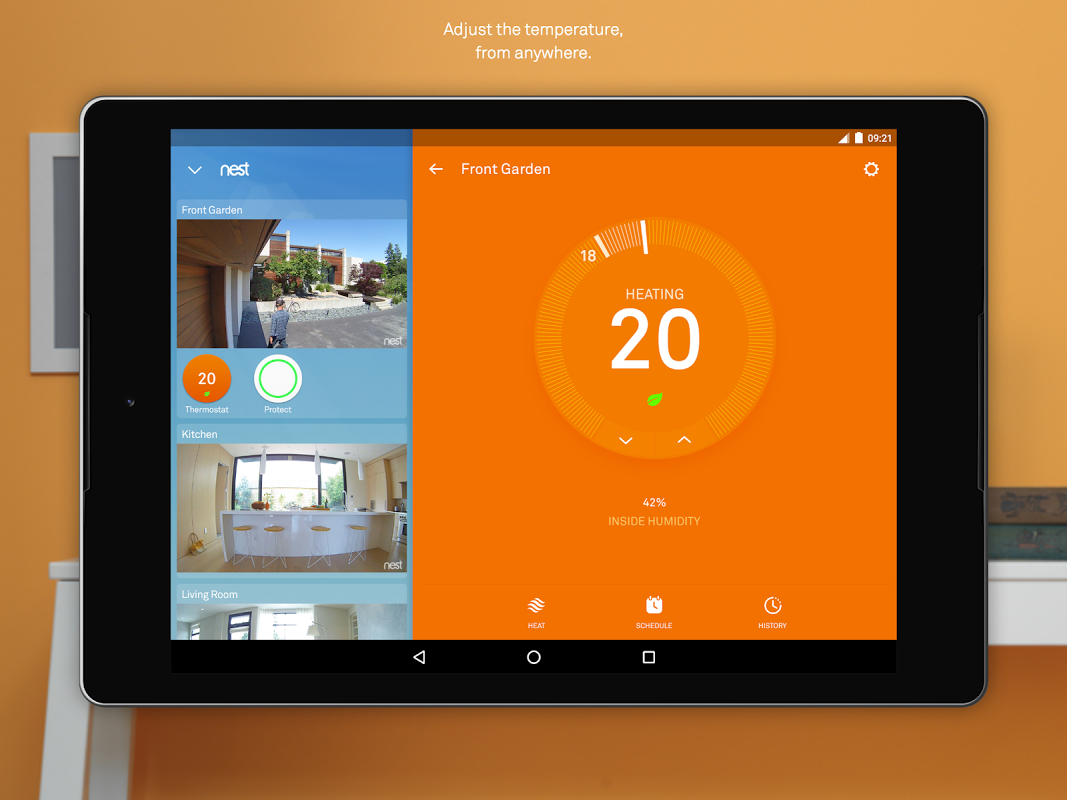 Nest 5.12.0.40 Screen 1