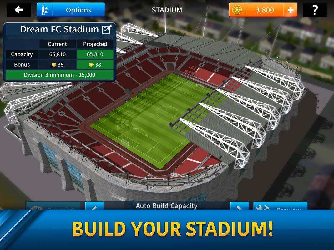 Dream League Soccer 2017 6.05 Screen 9