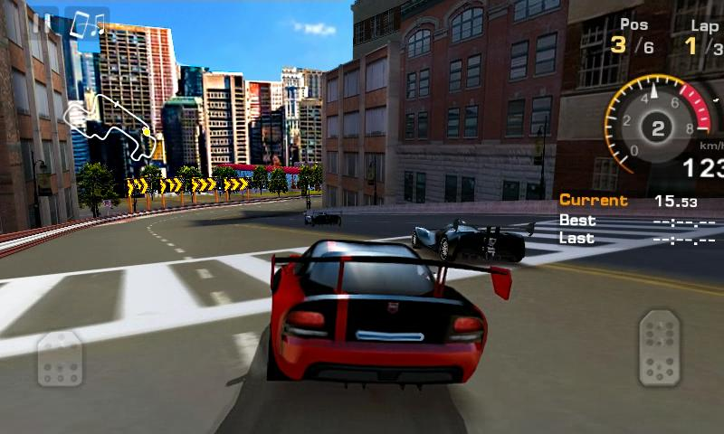 Android GT Racing: Motor Academy Free+ Screen 6