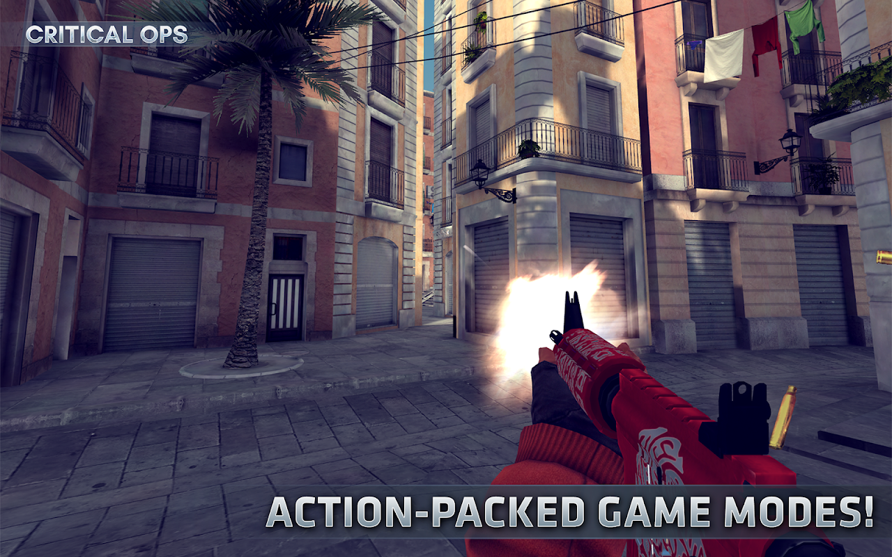 Critical Ops 1.5.0.f555 Screen 14