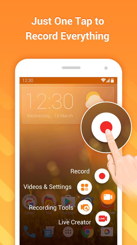 DU Recorder � Screen Recorder & Video Editor 1.7.5.2 Screen 14