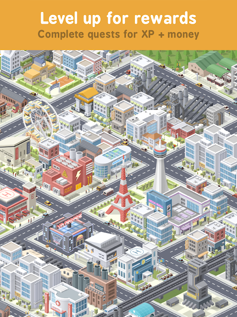 Pocket City 0.1.120 Screen 5