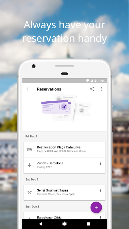 Google Trips - Travel Planner 1.11.0.208783295 Screen 2