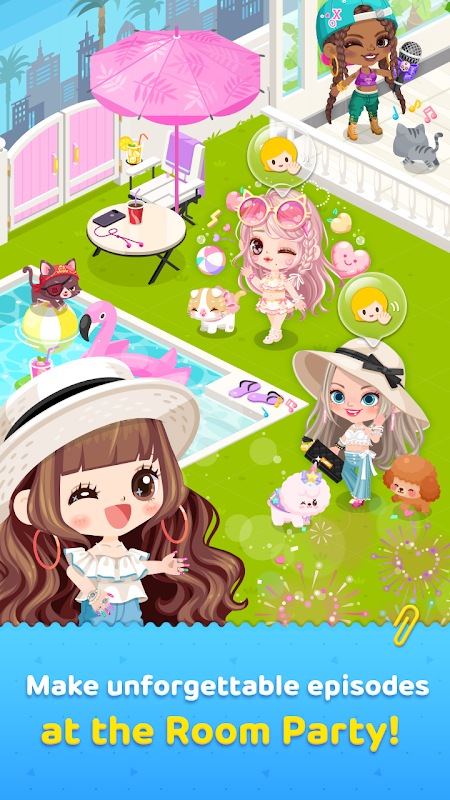 LINE PLAY - Our Avatar World 6.4.0.0 Screen 7