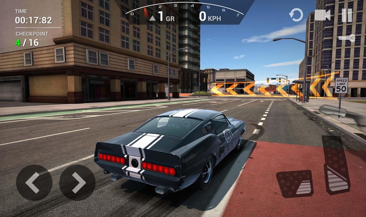 Ultimate Car Driving Simulator 2.1 Screen 2