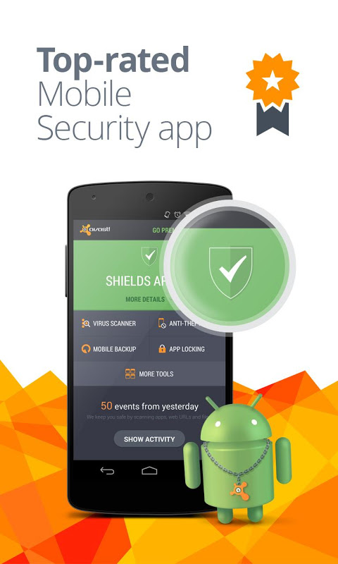 Android Avast Mobile Security Screen 19