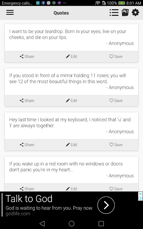 Flirting Text 2.0.0 Screen 5