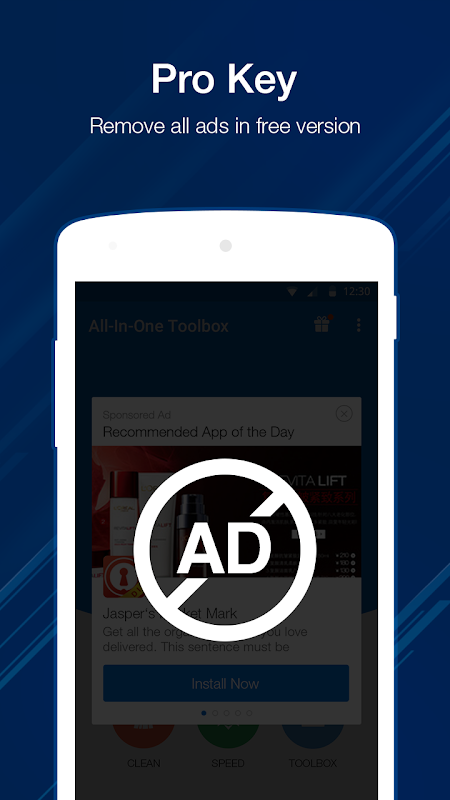 All-In-One Toolbox Pro Key 2.1 Screen 3