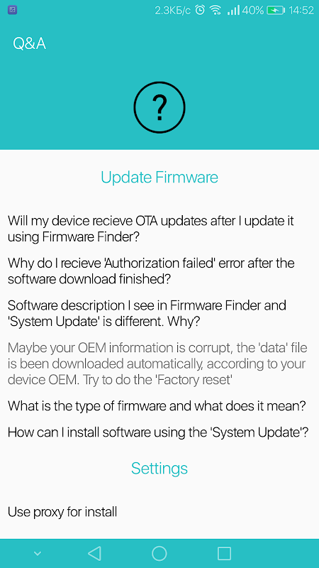 Firmware Finder for Huawei (Donate) 9 8 APK Download by